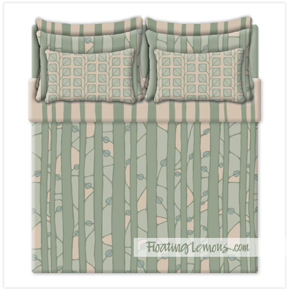 Into-the-Woods-green-cream-mockup-by-Floating-Lemons
