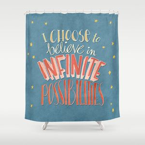 Joy Shower Curtain Society6