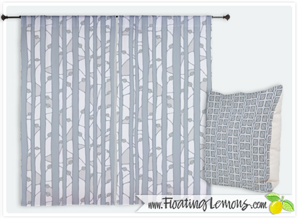 Into-the-Woods-grey-Curtain-Cushion-by-Floating-Lemons