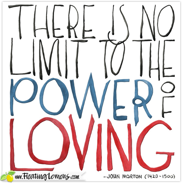 Power-of-Loving