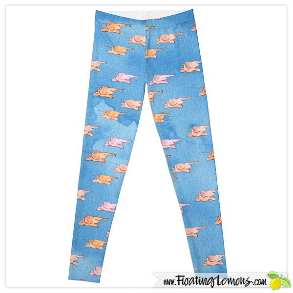 Flying-Elephants-Leggings-by-Floating-Lemons-for-Red-Bubble