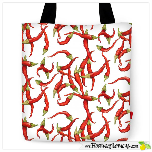 Red-Hot-Chillies-Tote-Bag-for-Creative-United