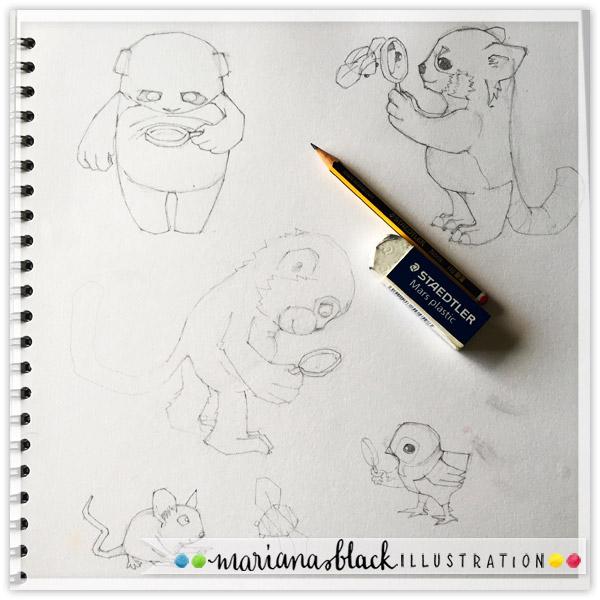 Animal-Sketches-1-by-Mariana-Black