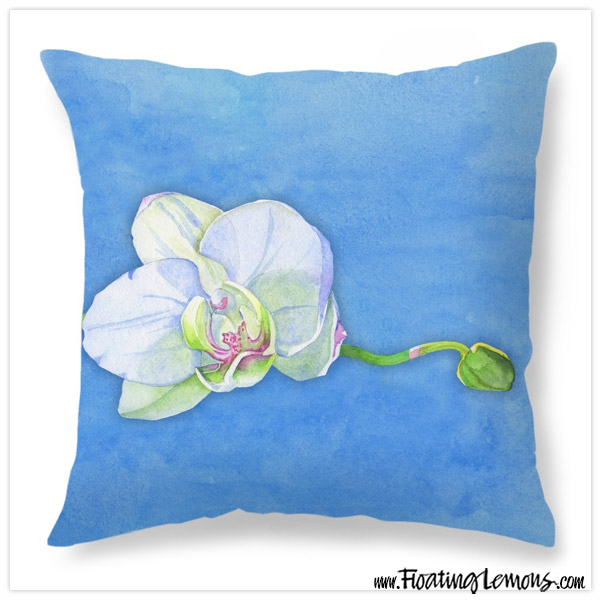 Orchid-Blossom-Throw-Pillow-by-Floating-Lemons