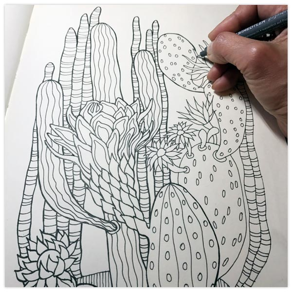 Cactus-Corner-WIP-by-Floating-Lemons