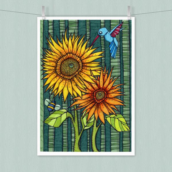 Sunny Flowers-4