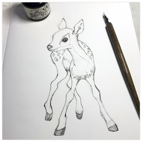 Deer1-by-Mariana