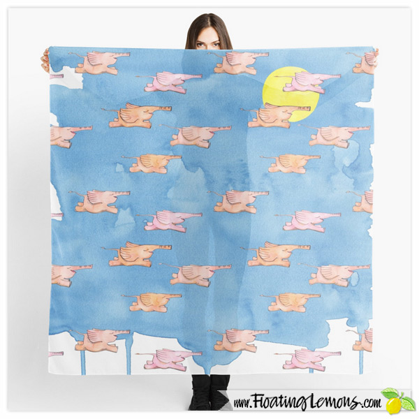 Flying-Elephants-Scarf-by-Floating-Lemons-for-Red-Bubble'jpeg