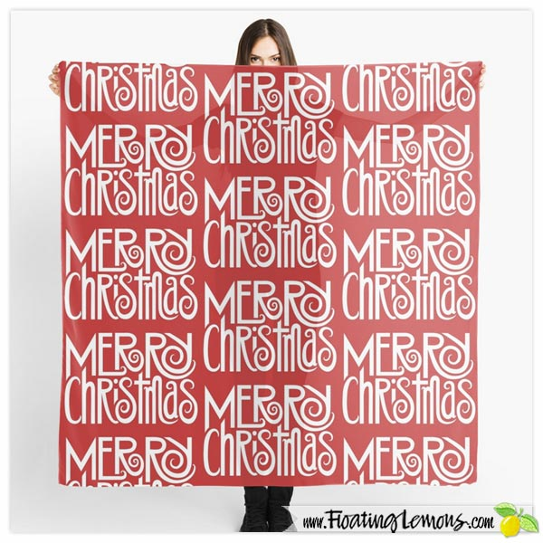 Merry-Christmas-white-Scarf-for-Red-Bubble