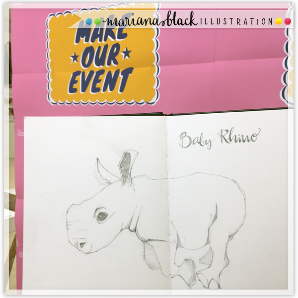 Baby-Rhino-sketch-by-Mariana-Black