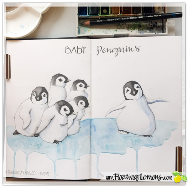Baby-Penguins-by-Mariana-Black