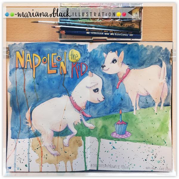 Napoleon-Kid-Goat-by-Mariana-Black
