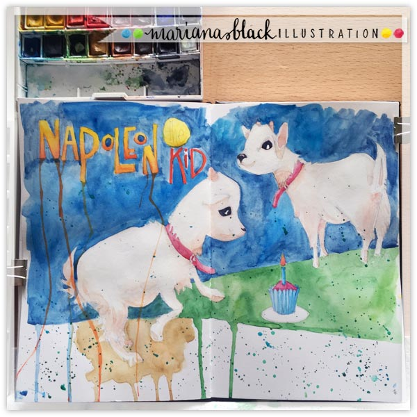 Napoleon-Kid-Goat-2-by-Mariana-Black