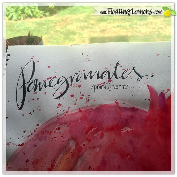 Pomegranates-1