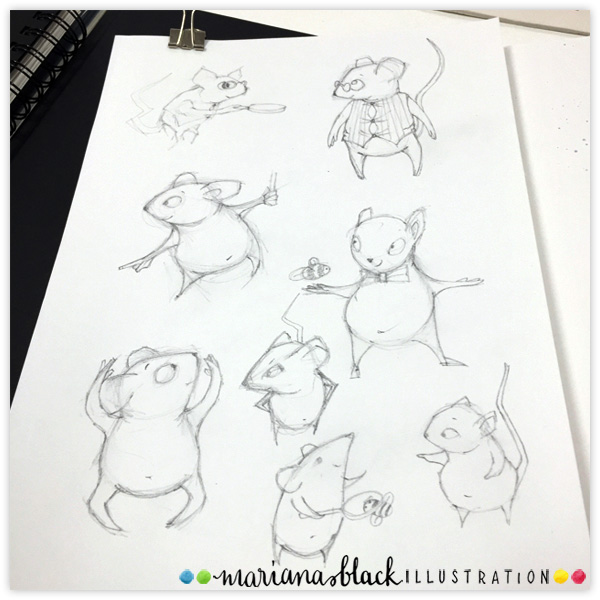 Mouse-sketches-by-Mariana-Black