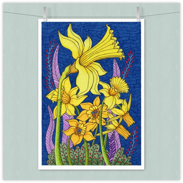 Dainty-Daffodils-3-by-Floating-Lemons