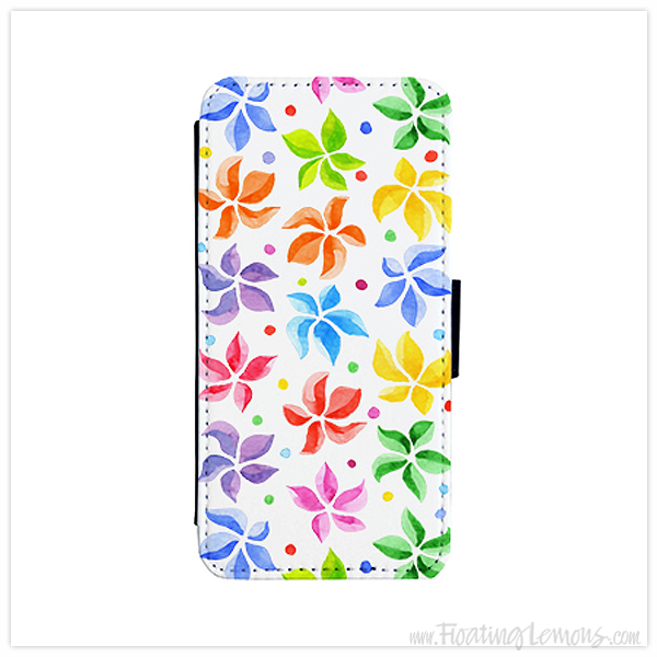 Floral-Leaves-Flip-Case-by-Floating-Lemons
