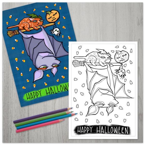 Bat-Cat-Halloween-3-by-Floating-Lemons