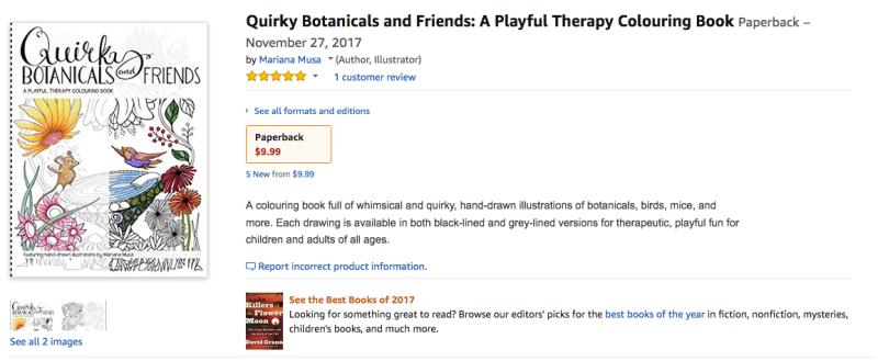 QB Book on amazon.com