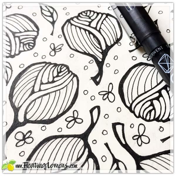 Buds-Pattern-by-Floating-Lemons
