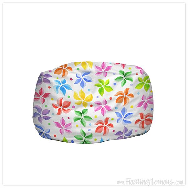 Floral-Leaves-Beanbag-by-Floating-Lemons