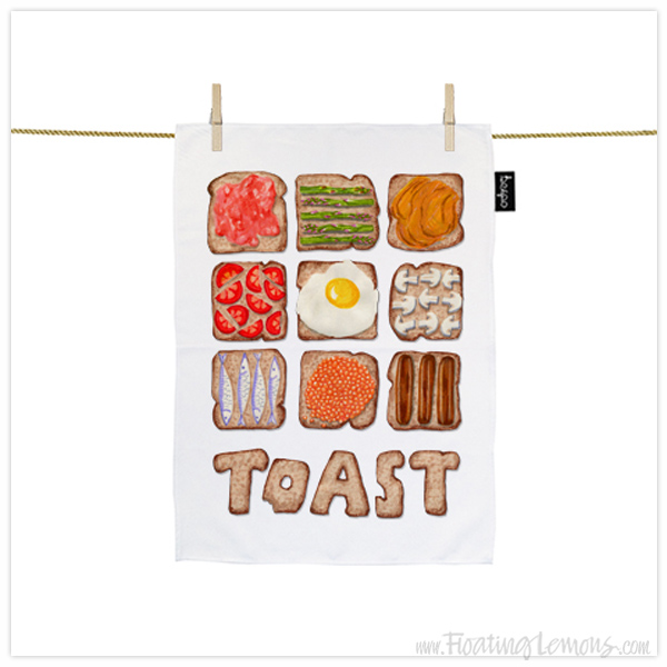 Breakfast-Toast-Tea-Towel-by-Floating-Lemons-for-Bespo