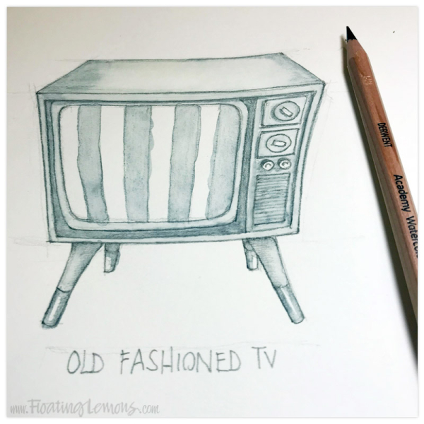 Sketchdaily-6-TV-by-Mariana