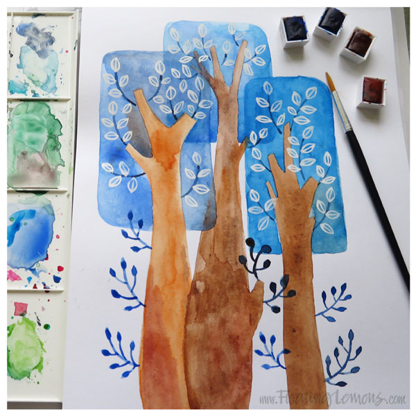 Blue-trees-by-MarianaM