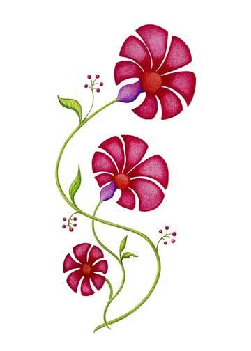 08009provencalredflowers